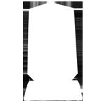Sv. Vasilije Ostroški (2D) poklon u kristalu