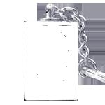 Sveti Sava (3D) poklon u kristalu