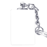 Car Dušan Silni (3D) poklon u kristalu