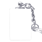 Josip Broz Tito (sa šapkom) (3D) poklon u kristalu