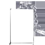 Sahat kula - Petrovaradin (3D) poklon u kristalu